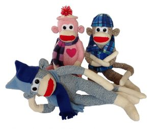 Sewing Project - Monkey Group